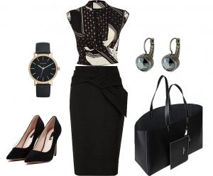 black to work