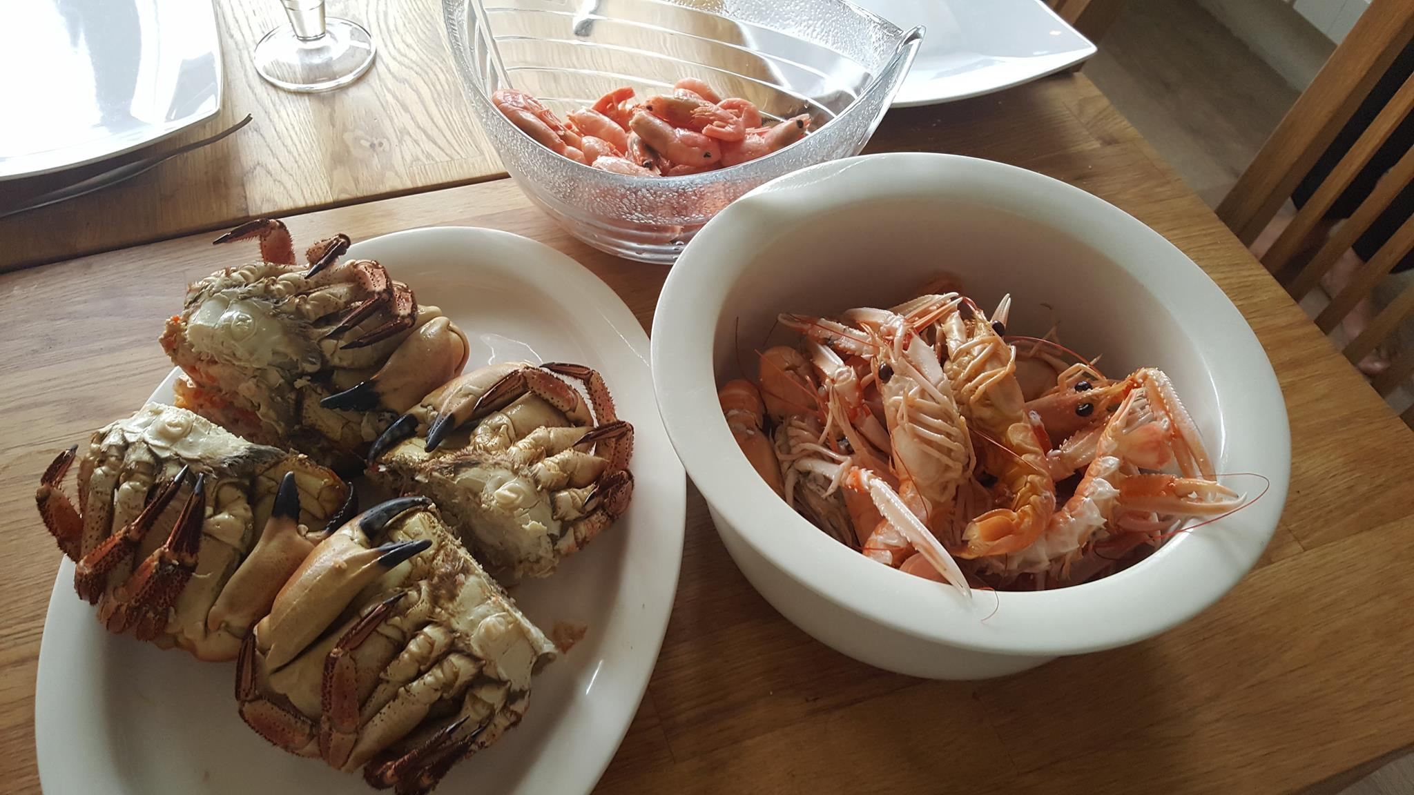 crab, crayfish, shrimps