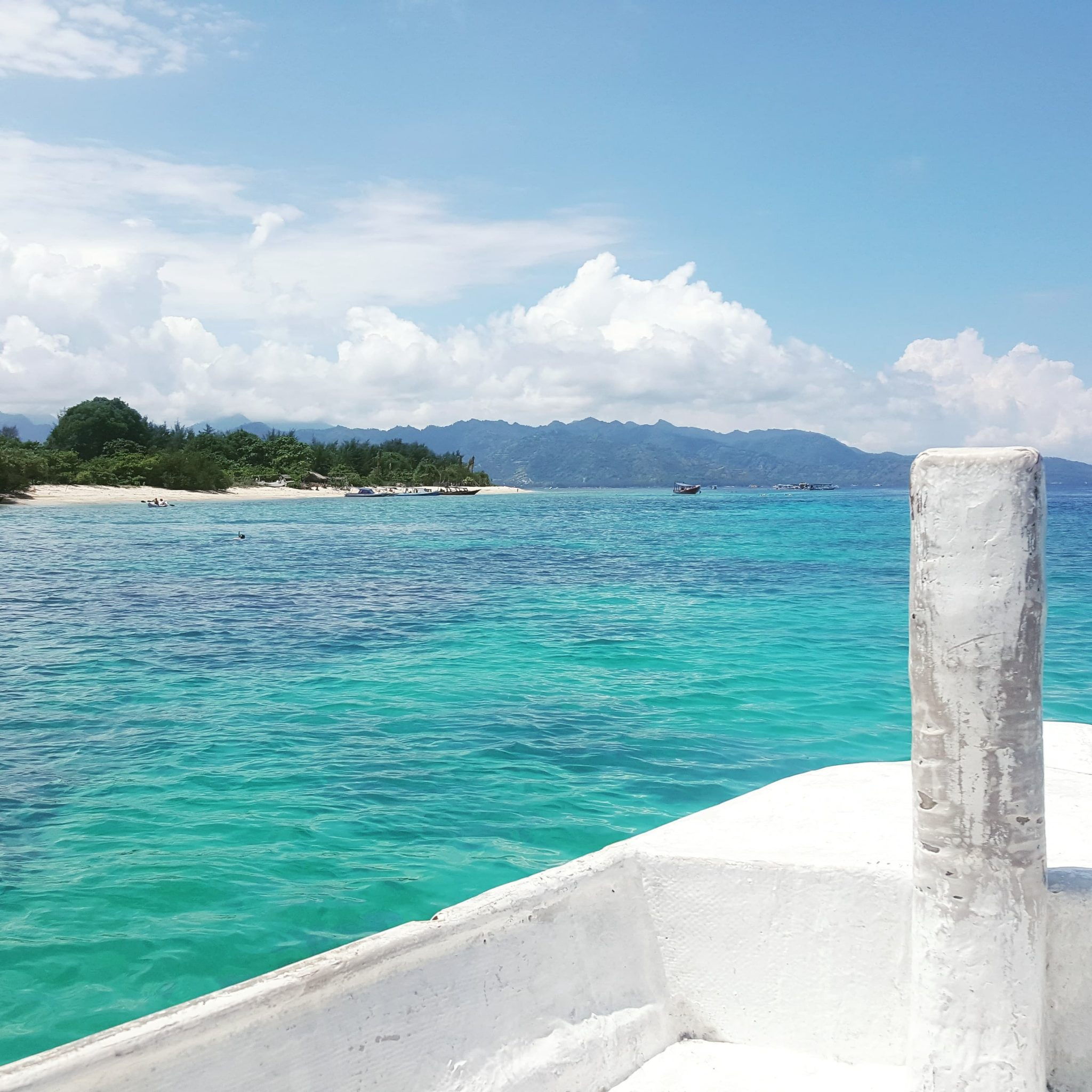 Boat trip Gilli T