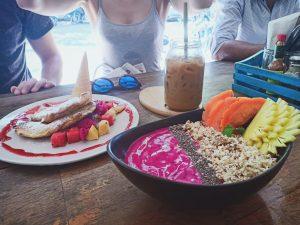 big breakfast in cambodia