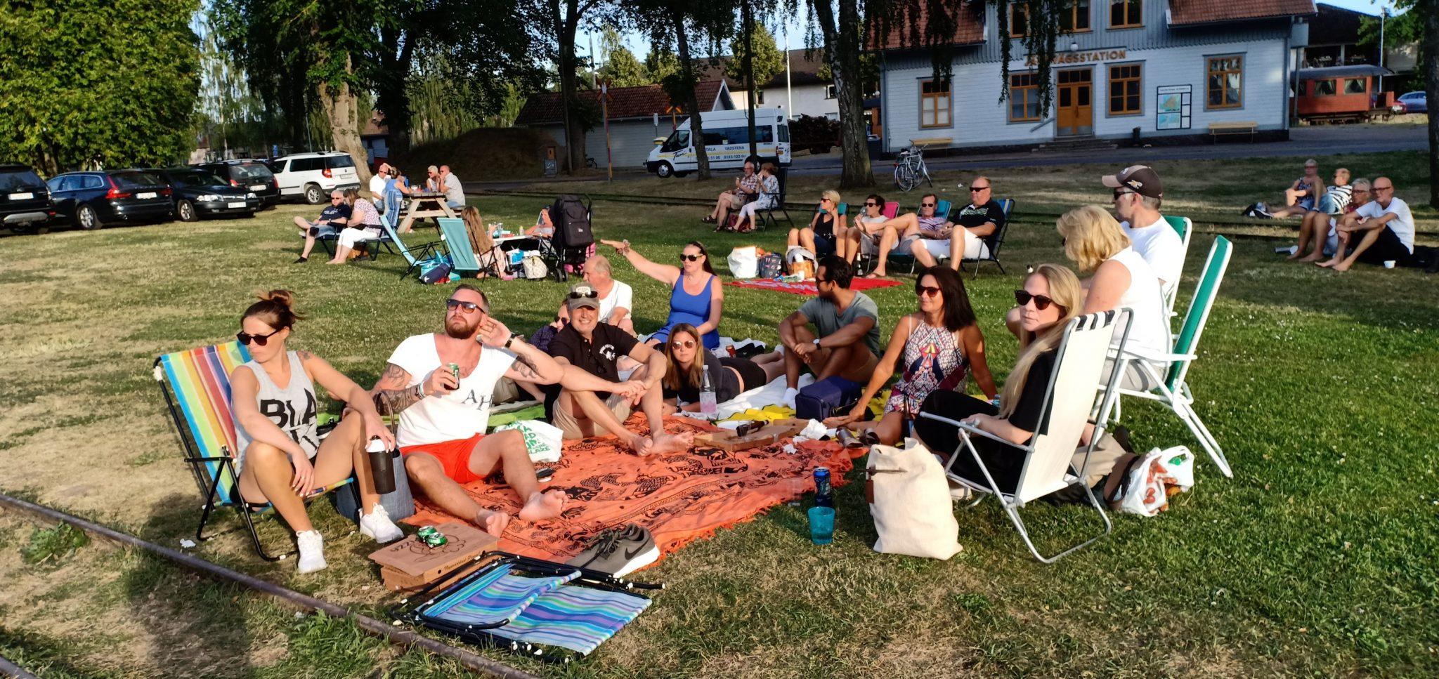picknick i vadstena