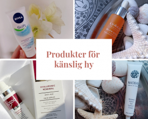 bra produkter för känslig vinterhy