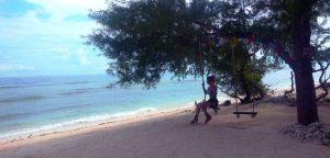 me at gilli islands