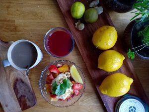 god och nyttig frukost