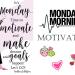 måndagsmotivation