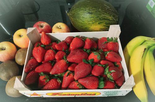 frukter till fredagsmyset