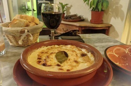 andalusisk middag i valencia