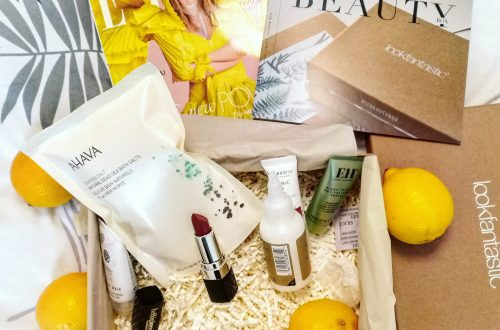 lookfantastic beautybox