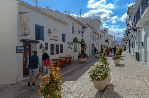 altea old city