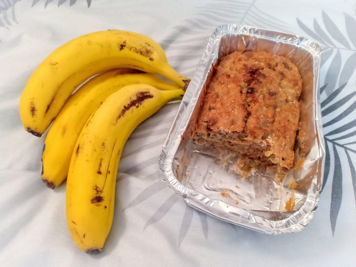 nyttigt Bananbröd