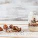 overnight oats frukost med dadlar