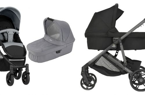 britax smile 2 duo vagn