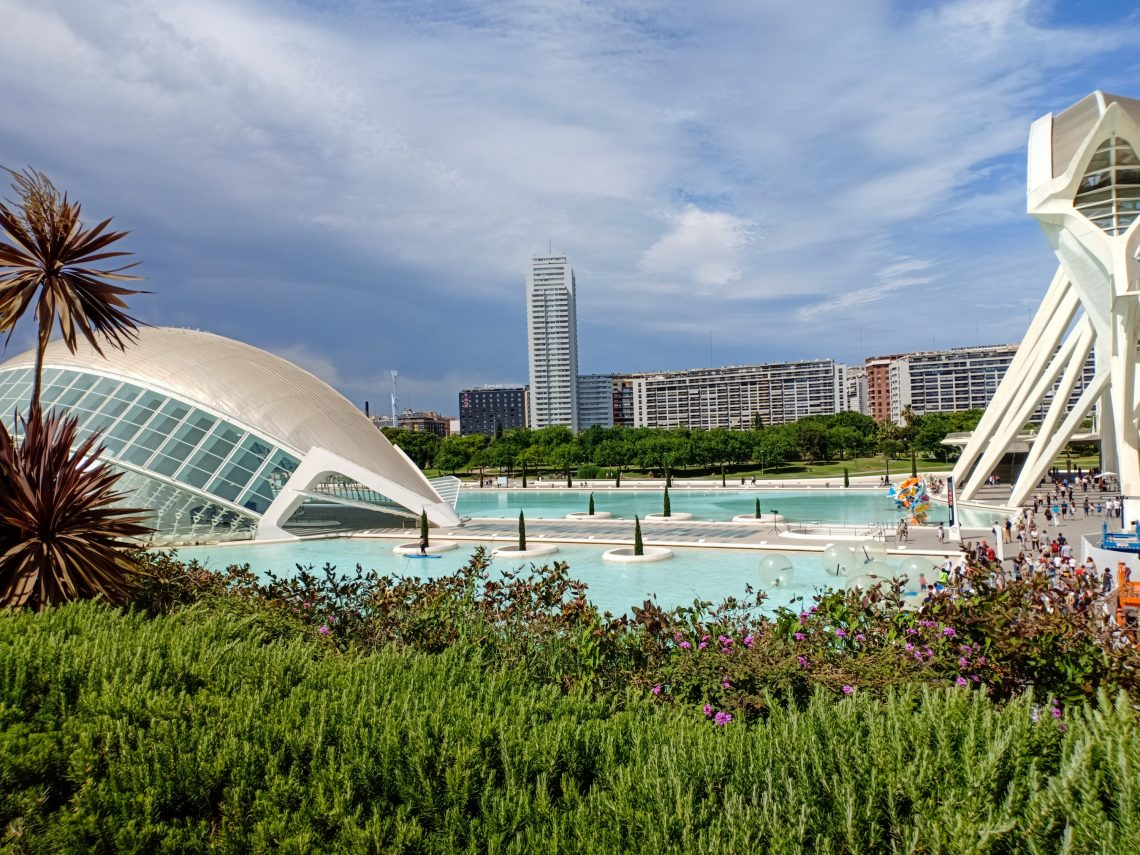 city of art and science valencia