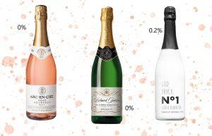 alkoholfria vin på systembolaget för gravida