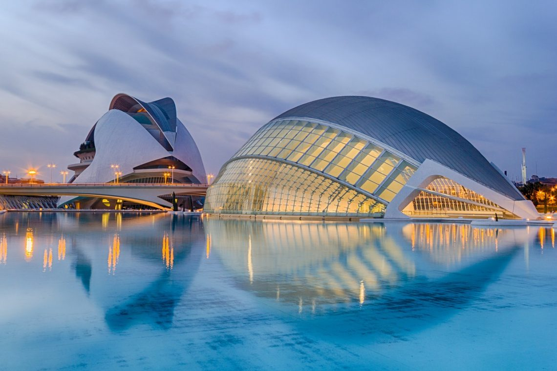 valencia city of science