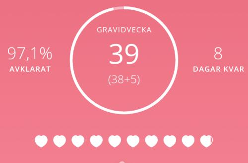 gravid vecka 39