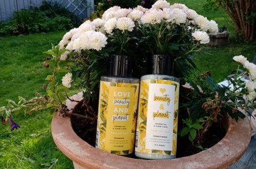 schampoo och balsam