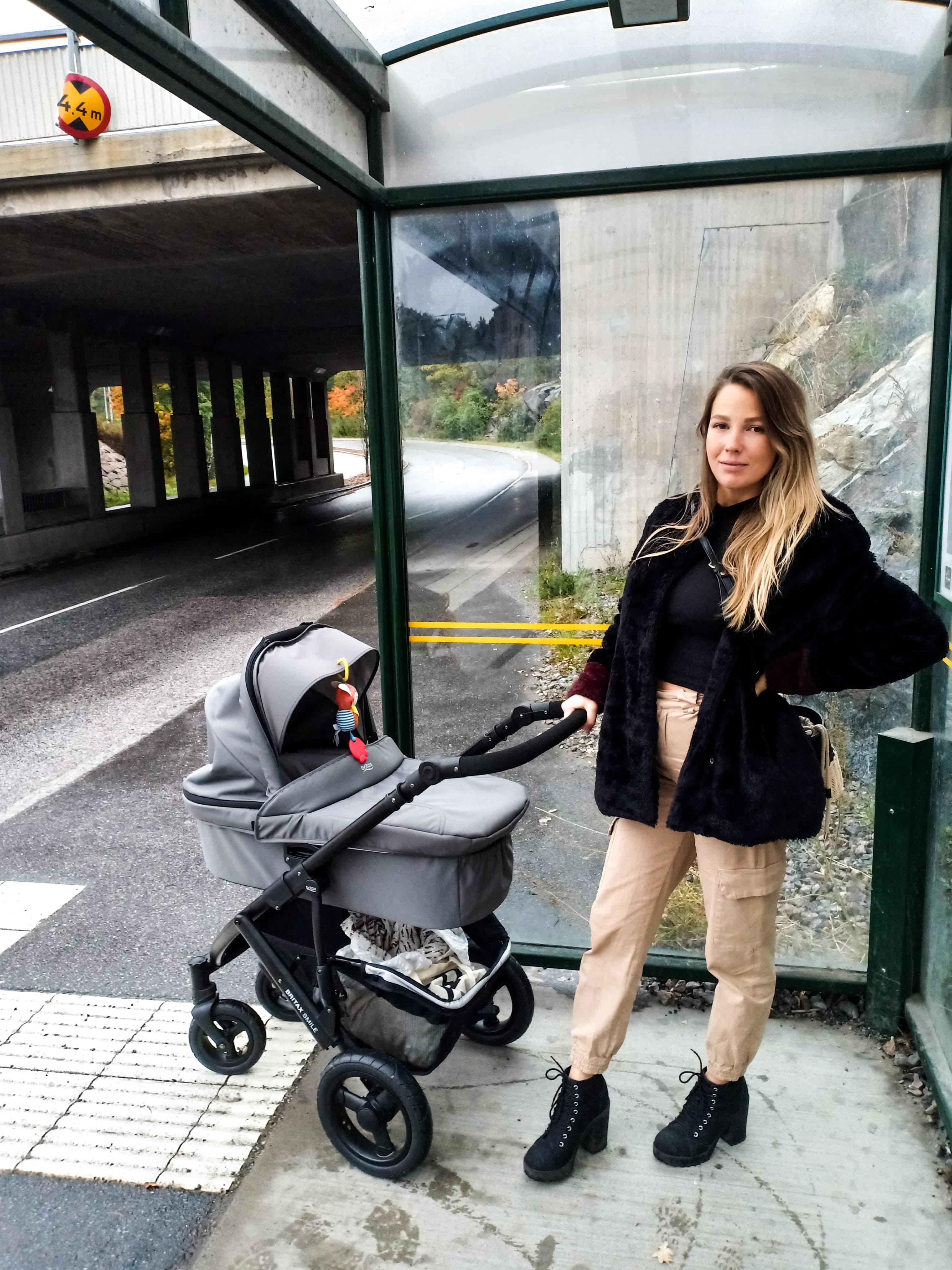 barnvagns poose