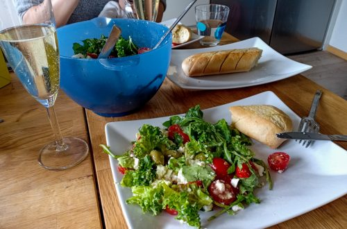 vin lunch