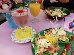brunch and cafe Barcelona