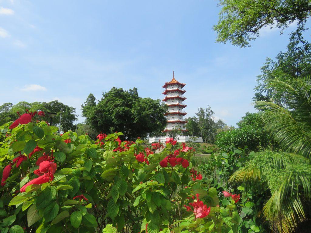 chinese garden i singapore