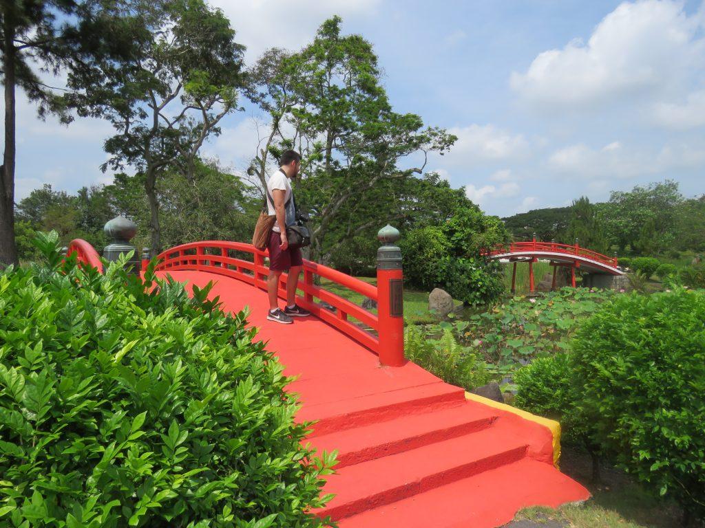 röda trappor i singapore