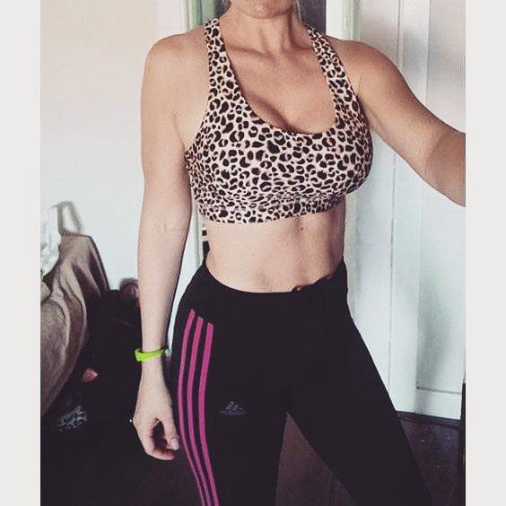 mamma blogg träning