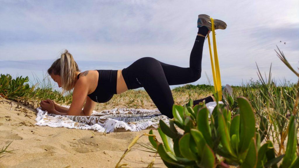träna efter graviditet