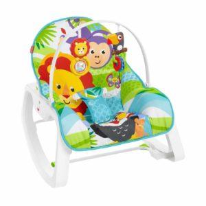 vibrerande babysitter från fisher price